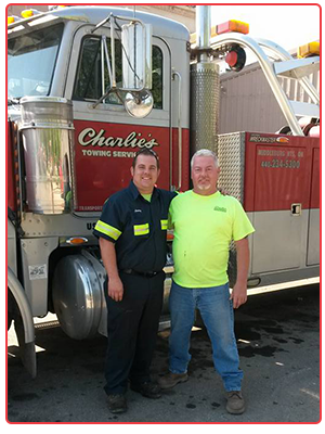 Charlie's Towing Service, Inc.